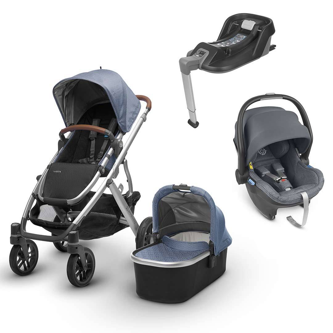Uppababy-Vista-Travel-System---Henry---Gregory