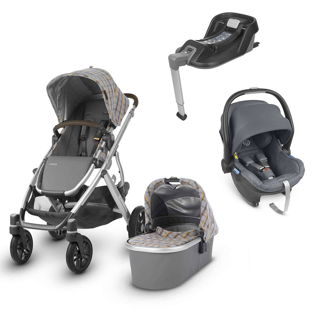 Uppababy-Vista-Travel-System---Spenser---Gregory