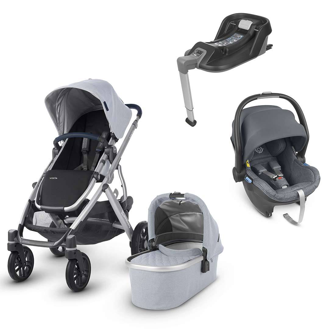 Uppababy-Vista-Travel-System---William---Gregory